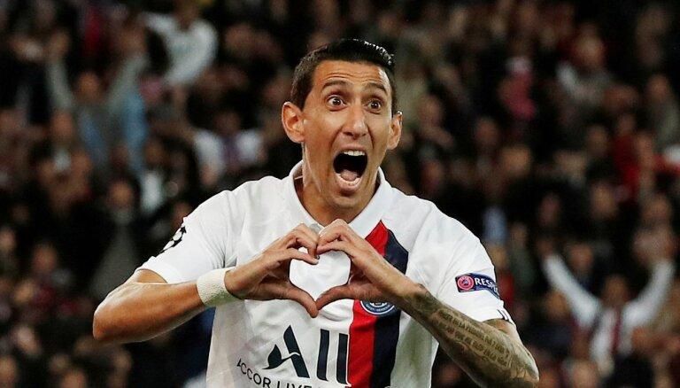 Čempionu līgas grandu duelī PSG nepažēlo titulēto 'Real Madrid'