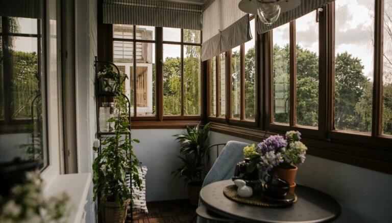 ФОТО. До и после: балкон, как дополнительная комната в небольшой квартире