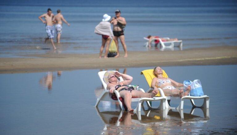 Сегодня ожидается жара до +33 градусов, местами возможны грозы