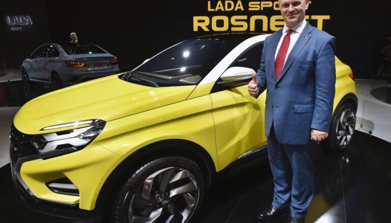 'AvtoVAZ' plāno piesaistīt finansējumu miljarda eiro apmērā