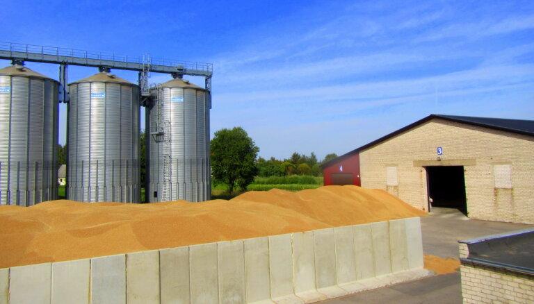 'Durbes grauds' pērn pirmapstrādei un realizācijai pieņēmis vēsturiski lielāko graudu apjomu