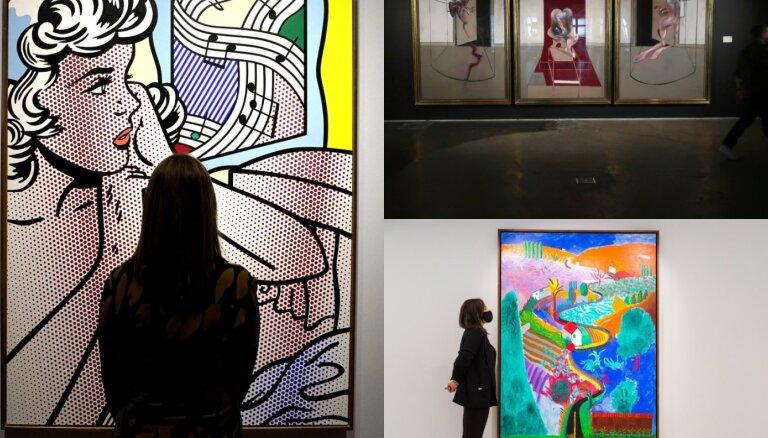ФОТО: ТОП-10 самых дорогих произведений искусства, проданных в 2020-м году