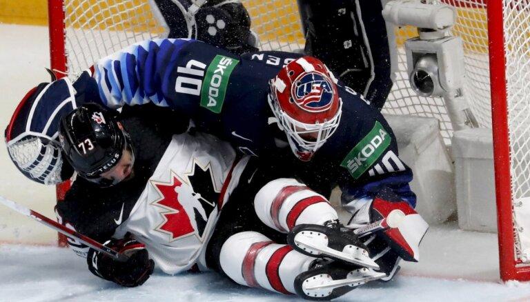 ФОТО, ВИДЕО: Канада сыграет в финале чемпионата мира пятый раз за шесть лет