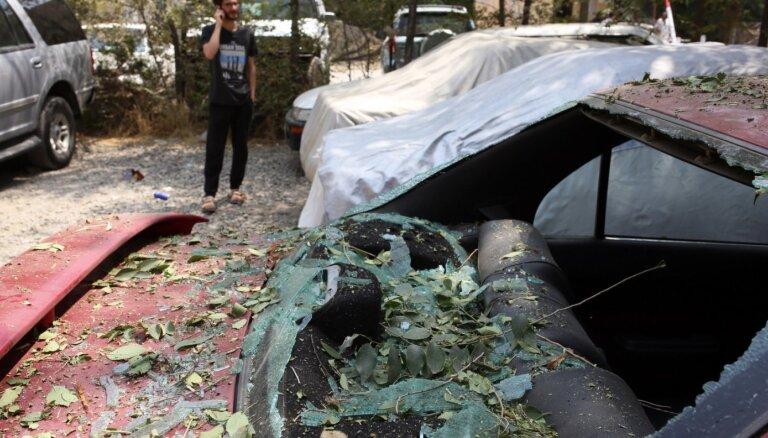 Машина посольства России подорвалась на взрывном устройстве в Кабуле