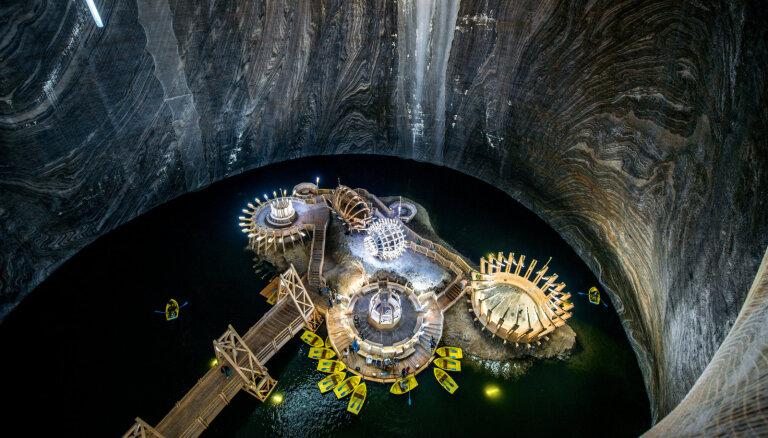 То яма, то канава: Достойные посещения шахты и карьеры в Европе