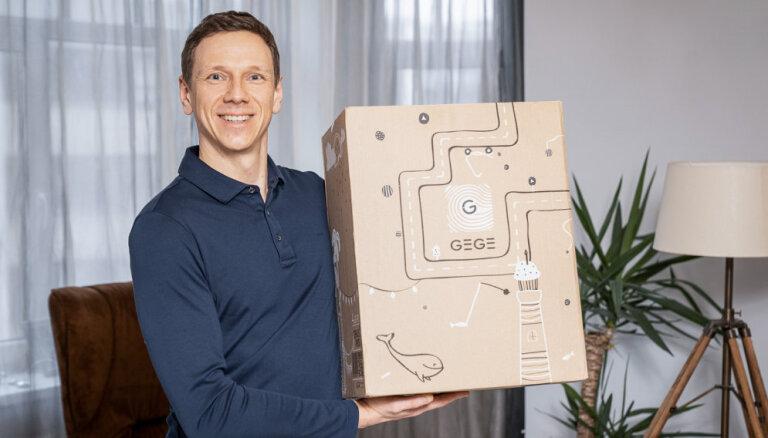 Autiņbiksītes ar piegādi. Trīs draugi uzsāk biznesu un startē Ziemeļeiropas tirgū