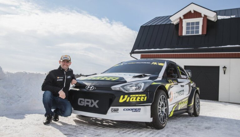 'World RX' pievienojas 'Hyundai'; Timerzjanovs pāriet uz Gronholma komandu