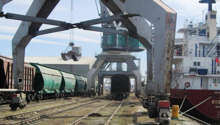 Liepājas SEZ par 2,5 miljoniem eiro modernizēs dzelzceļa infrastruktūru