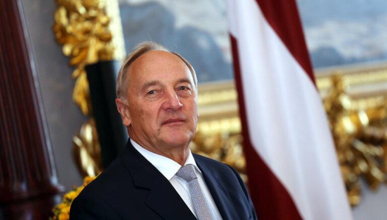 Valsts prezidents: Latvija nekad nebūs ES nomale