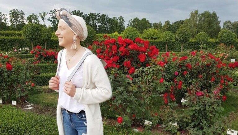 Gribu iedvesmot citus. Annas Marijas stāsts par izveseļošanos no vēža