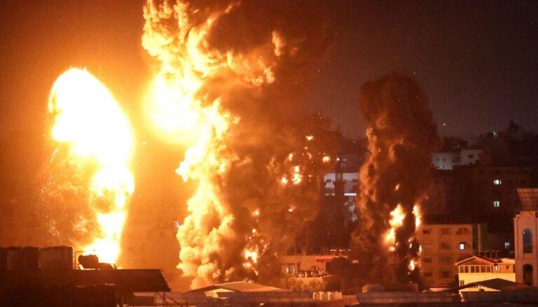 Россиян и граждан СНГ эвакуируют из сектора Газа