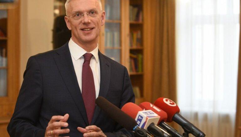 Завершена работа над декларацией правительства Кариньша: голосование в среду
