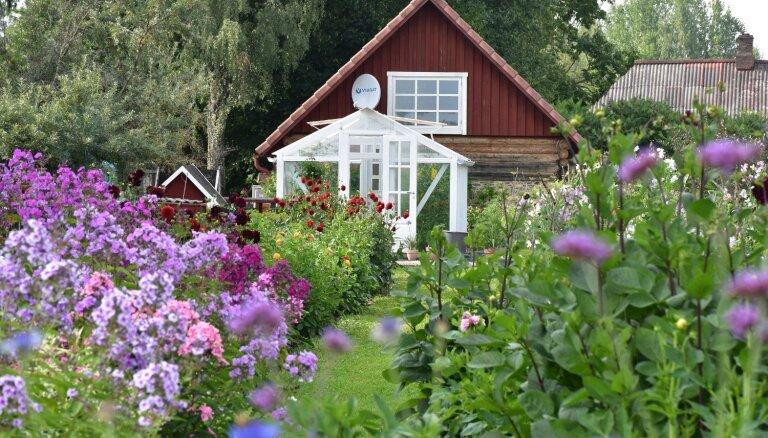 Vasaras pilnbrieda ceļojums: 10 skaistākie dārzi un parki Igaunijā