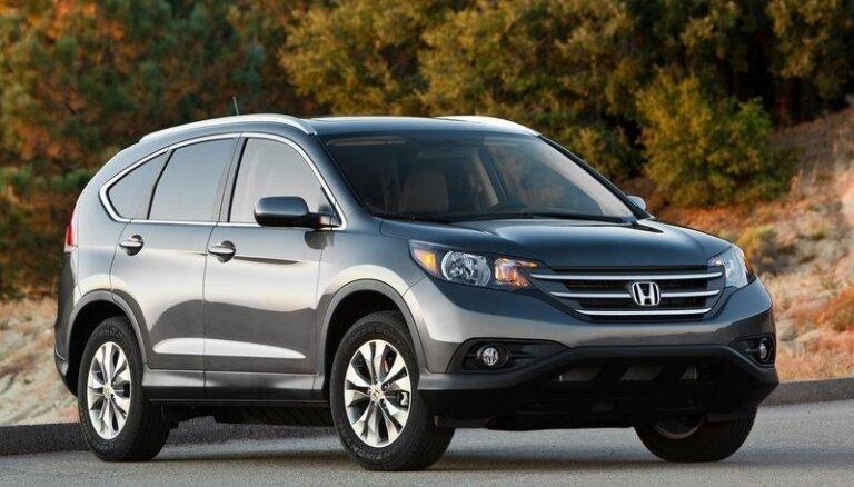 Новинки Honda и Citroen на пятерку прошли крэш-тесты