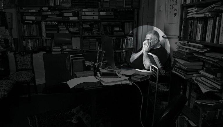 Filmai par Uldi Bērziņu pirmizrāde Lielbritānijas dokumentālo filmu festivālā