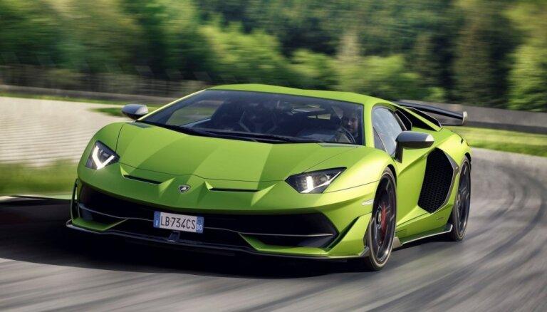 Izstādē 'Auto 2019' prezentēs visātrāko 'Lamborghini' superauto