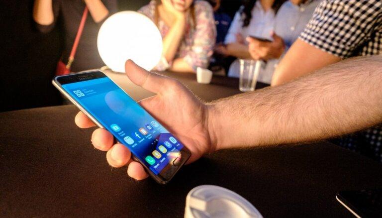 'Samsung' attālināti atslēgs 'Galaxy Note 7'