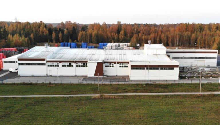 'Troja' jaunā saplākšņa ražotnē investē 2 miljonus eiro