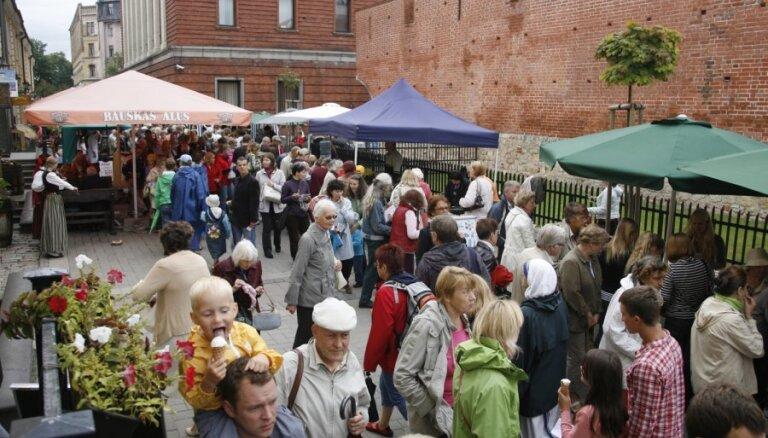 Rīgas svētki – ap 60 pasākumu dažādās pilsētas vietās