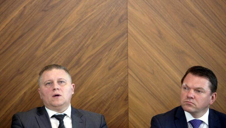 Lietuvā aizturētais Lūsis joprojām ir rīkotājdirektors 'LDz loģistikā'