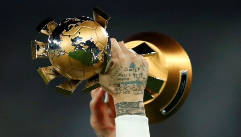 FIFA viceprezidents sagaida, ka Eiropas grandi neboikotēs Klubu Pasaules kausu