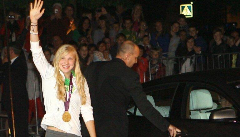 Lietuvas peldēšanas zvaigzne Meilutīte nolēmusi likt punktu karjerai