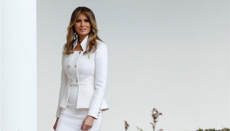 Мелания Трамп уверена, что супруг ей не изменял
