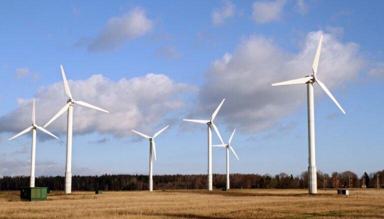 Vēja enerģijas ražošanas izmaksas palielinās tirdzniecības karš un ierobežota finansējuma pieejamība
