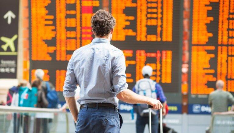 'Lufthansa' stjuarti rīko 48 stundu streiku, ietekmējot aptuveni 180 000 pasažierus