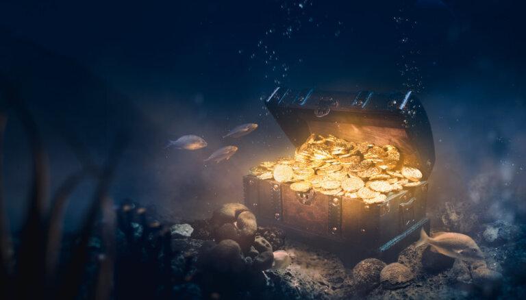 Легендарные сокровища, которые бесследно исчезли