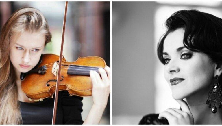 'Gora' Vecgada koncertā uzstāsies Balanas, Šimkus un Liepājas Simfoniskais orķestris