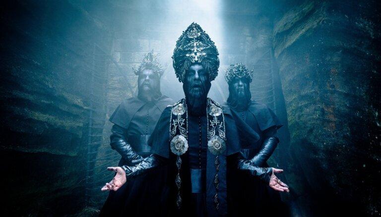 Rudenī Rigā uzstāsies metālmūzikas grupa 'Behemoth'