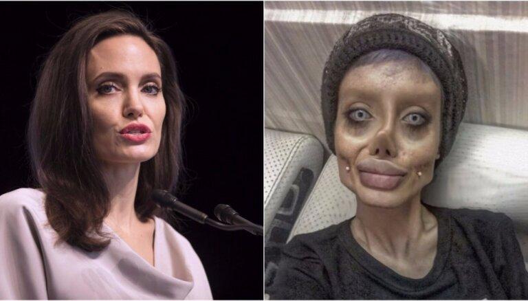 Pasauli pārbiedē Andželīnas Džolijas līdziniece no Irānas