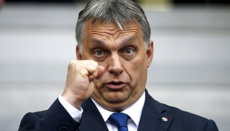 На парламентских выборах в Венгрии побеждает партия Виктора Орбана