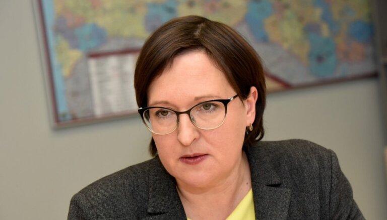 NMPD vadītāja: Brīvdienās jauni atlūgumi nav saņemti