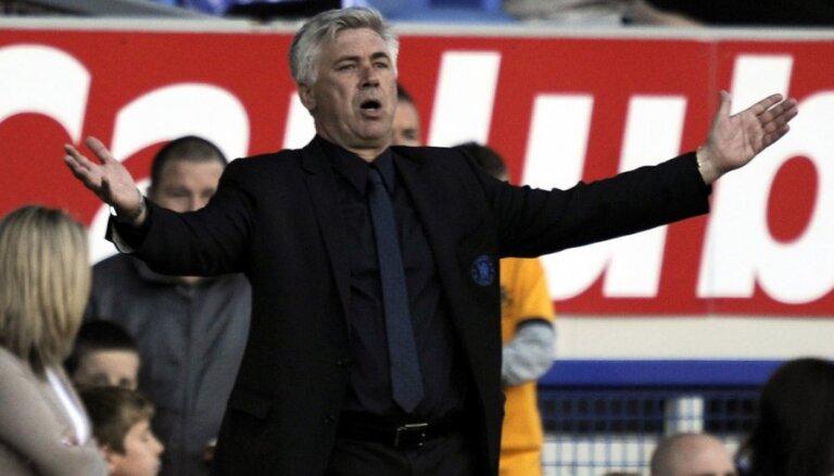 Анчелотти — первый в истории тренер, выигравший четыре чемпионата из топ-5