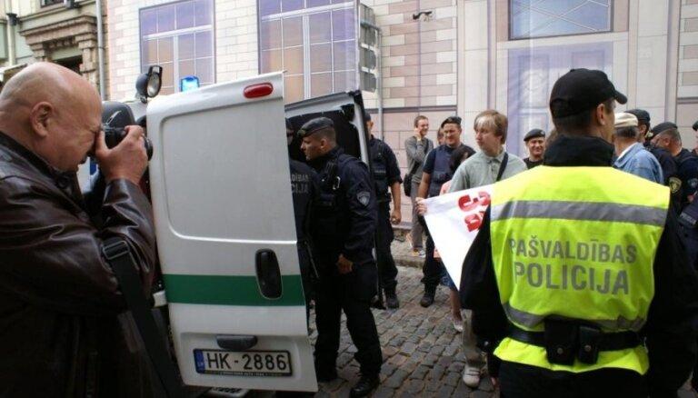 Суд: полиция незаконно разогнала противников улицы Дудаева