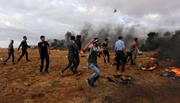 ANO: Liecības norāda uz Izraēlas noziegumiem pret cilvēci Gazas protestu laikā