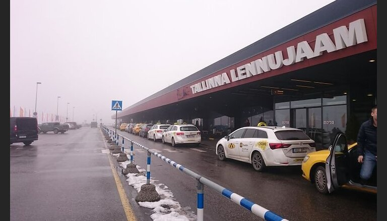 Количество прямых международных авиарейсов из Таллина увеличилось до 10