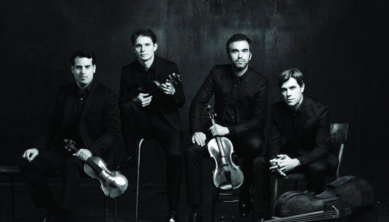 Rudens kamermūzikas festivālā uzstāsies franču stīgu kvartets 'Modigliani'