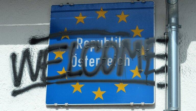 Миграционный кризис: Латвия направила в Грецию пограничников и полицейских