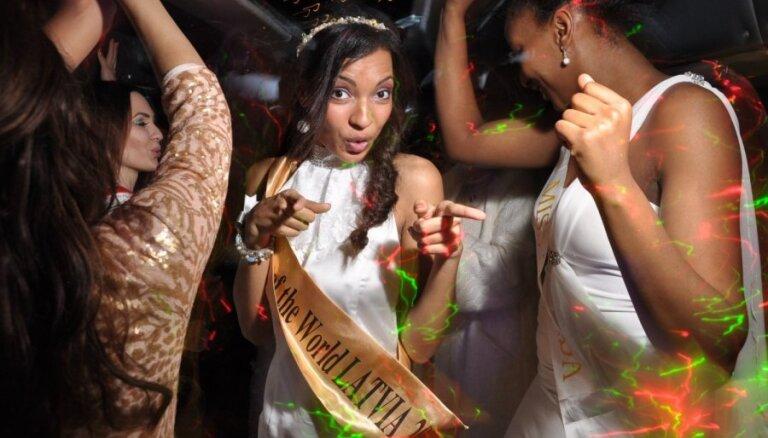 Lingita Bopulu apbur ar pikantu kleitiņu