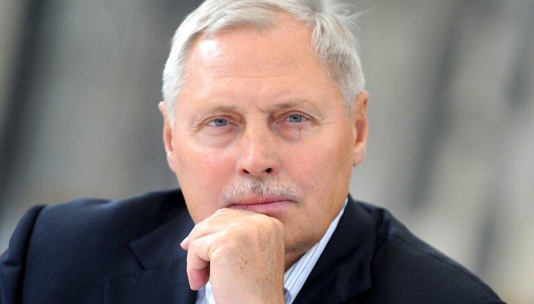 Savickis: somi ES nolobējuši, ka sašķidrinātās gāzes terminālis tiks būvēts Somijā