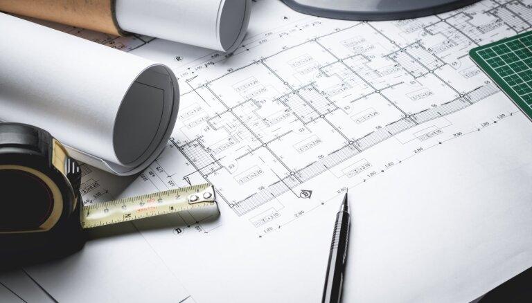 Topošie arhitekti plenērā Rīgā varēs iejusties reālā projektēšanas procesā