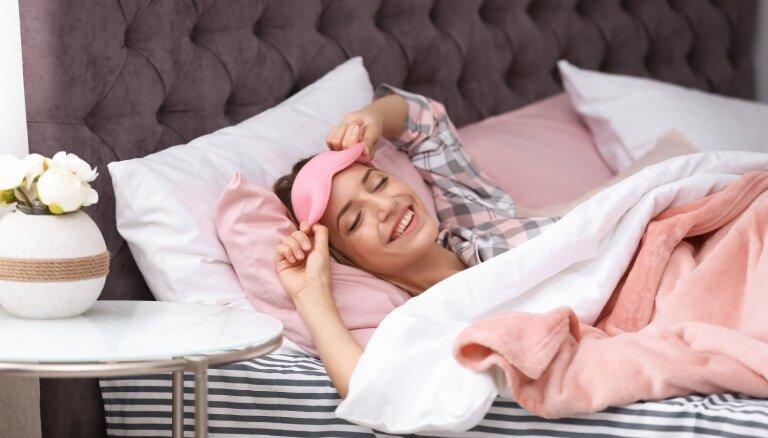 Skaistuma miega noslēpums