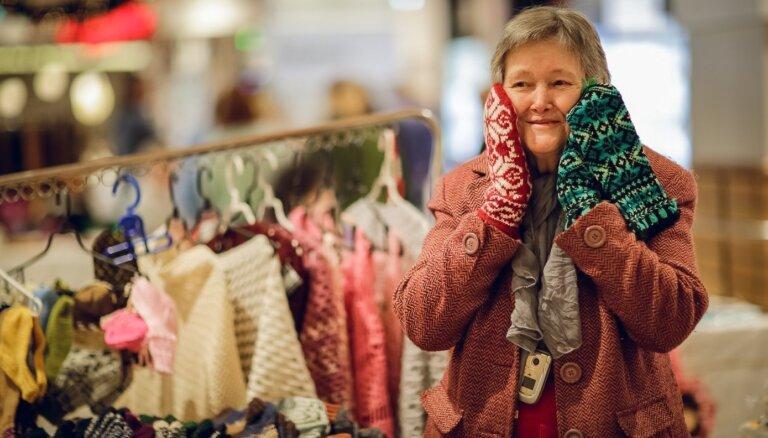 Pirmssvētku laikā atgriezīsies labdarības tirdziņš ar senioru un invalīdu dalību