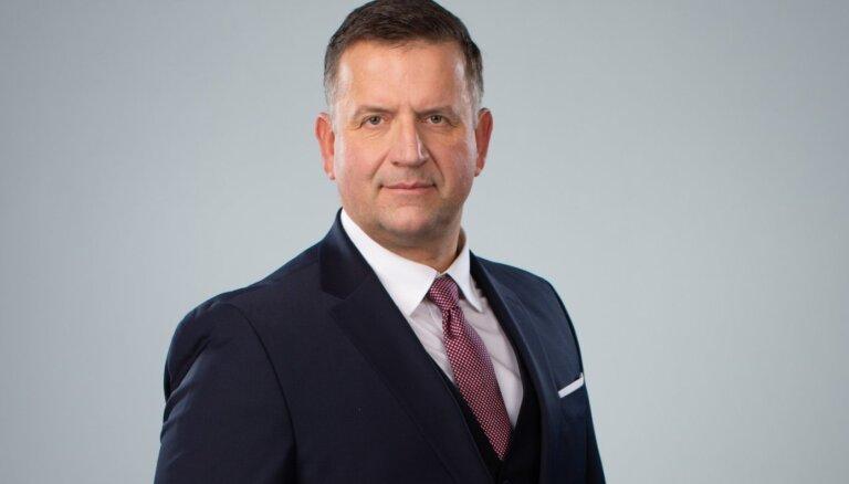 Personība biznesā: 'Rīgas namu pārvaldnieks' valdes priekšsēdētājs Ronalds Neimanis