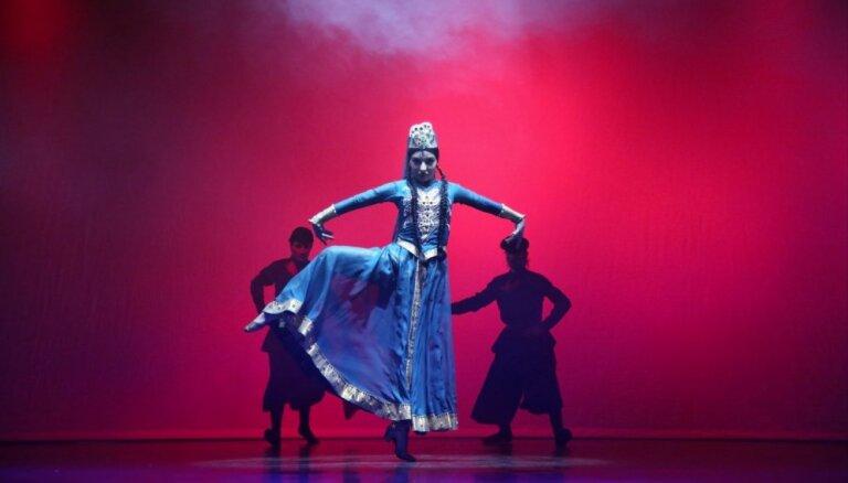 Latvijā viesos Karaliskais Gruzijas nacionālais balets