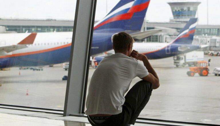 """""""Трансаэро"""" прекратит полеты в Ригу, покупателям билетов вернут деньги"""