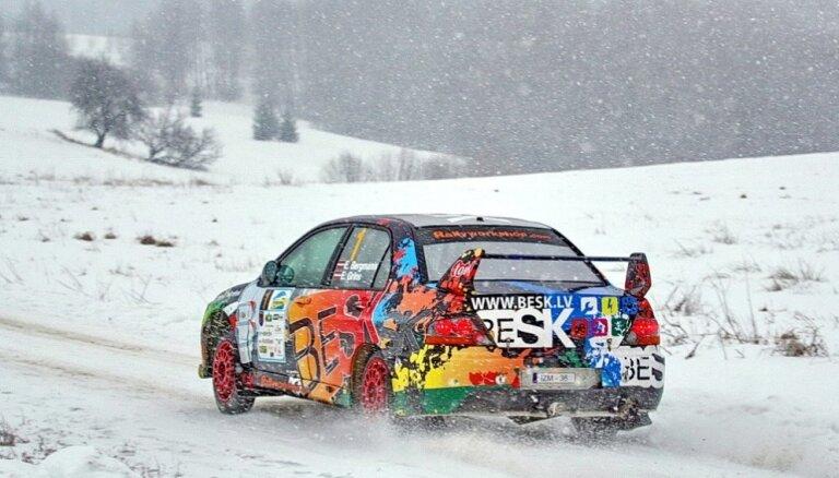 LRČ atklāšanas posmā 'Rally Alūksne' sola ziemu un spēcīgu dalībnieku sastāvu